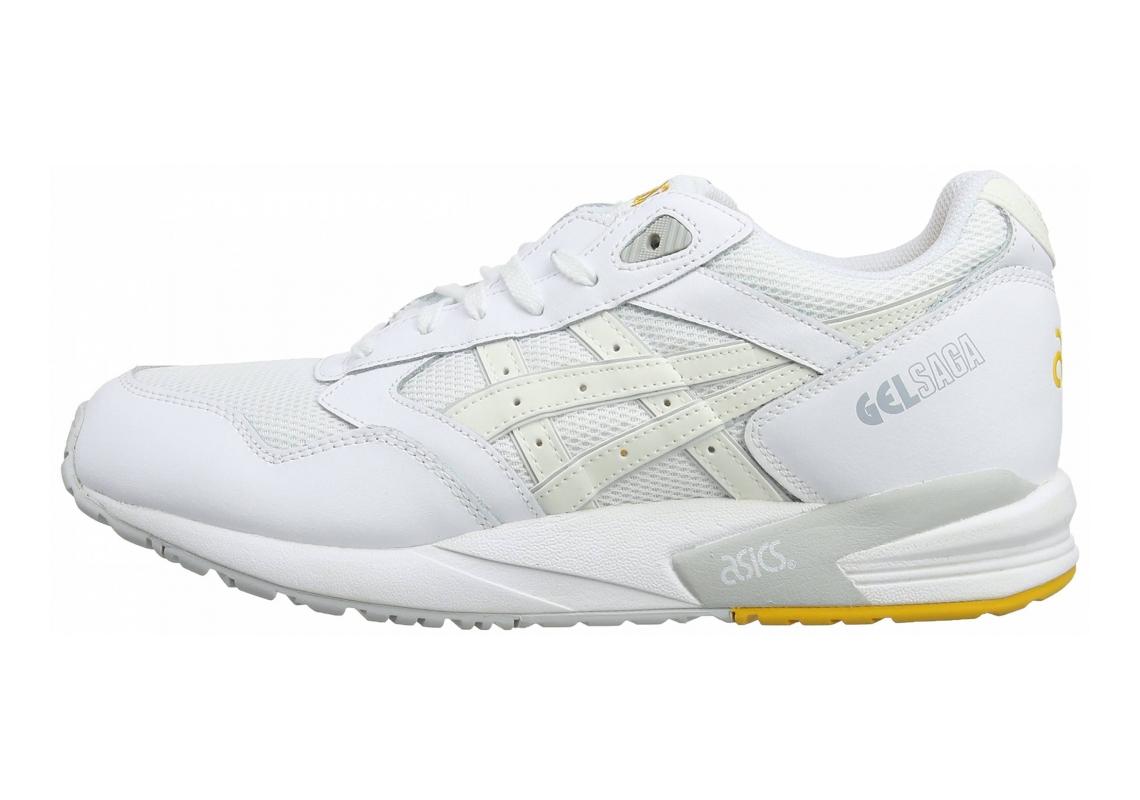 Asics Gel Saga Blanco (White H5b1l/0101)