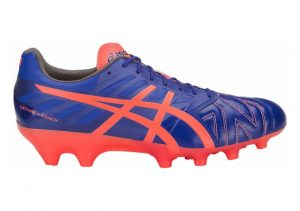 Asics Lethal Legacy IT (4506) Asics Blue/Flash Coral/Flash Coral