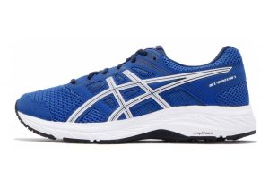 Asics Gel Contend 5 Imperial/White