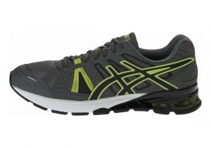 Asics Gel Defiant 2 Charcoal/Black/Lime Punch