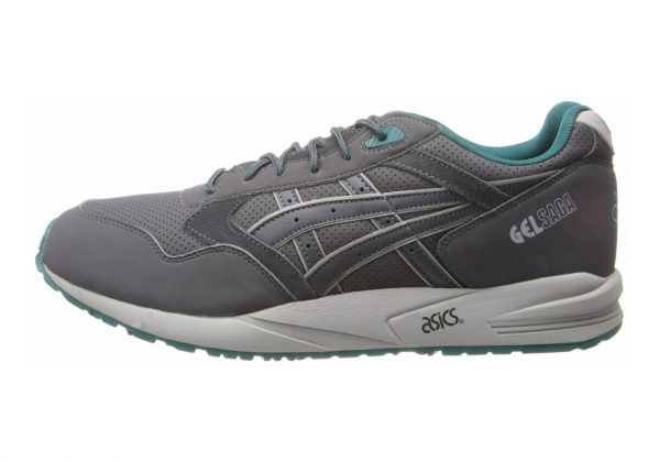 Asics Gel Saga Dark Grey / Dark Grey