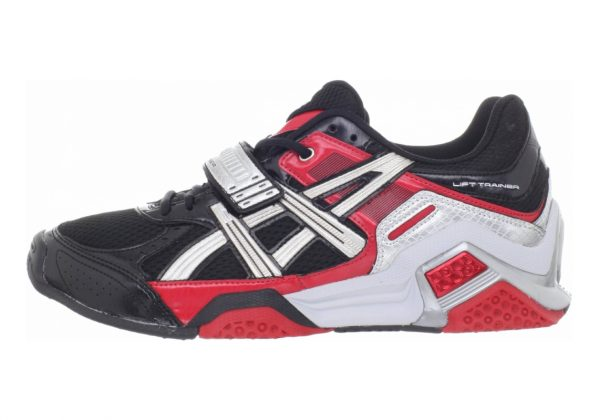 Asics Lift Trainer Black / Silver / Red