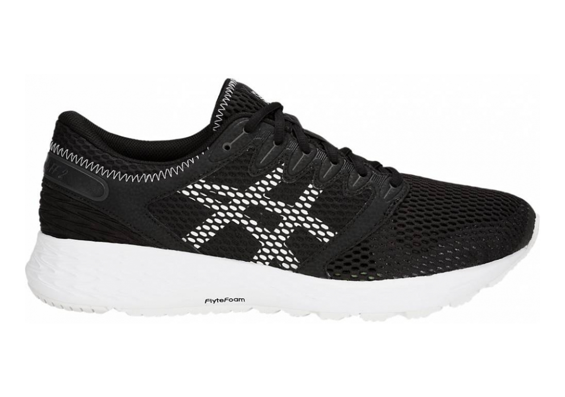 Asics Roadhawk FF 2 Black/White