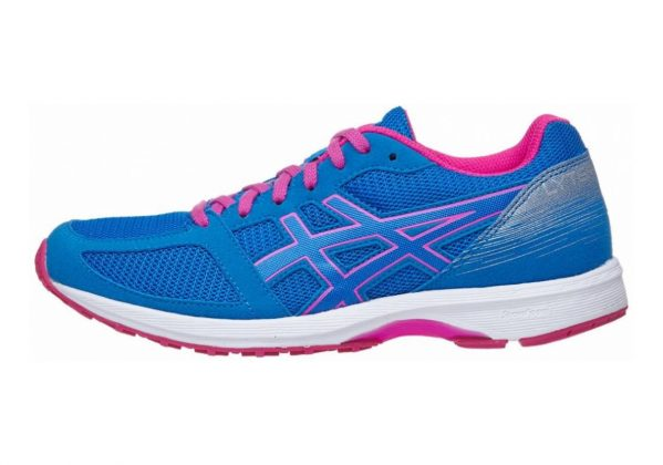 Asics LyteRacer TS 7 Directoire Blue/White/Pink Glow