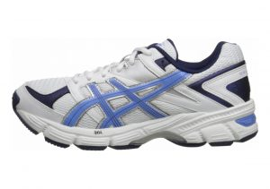 Asics Gel 190 TR White/Periwinkle/Midnight Navy
