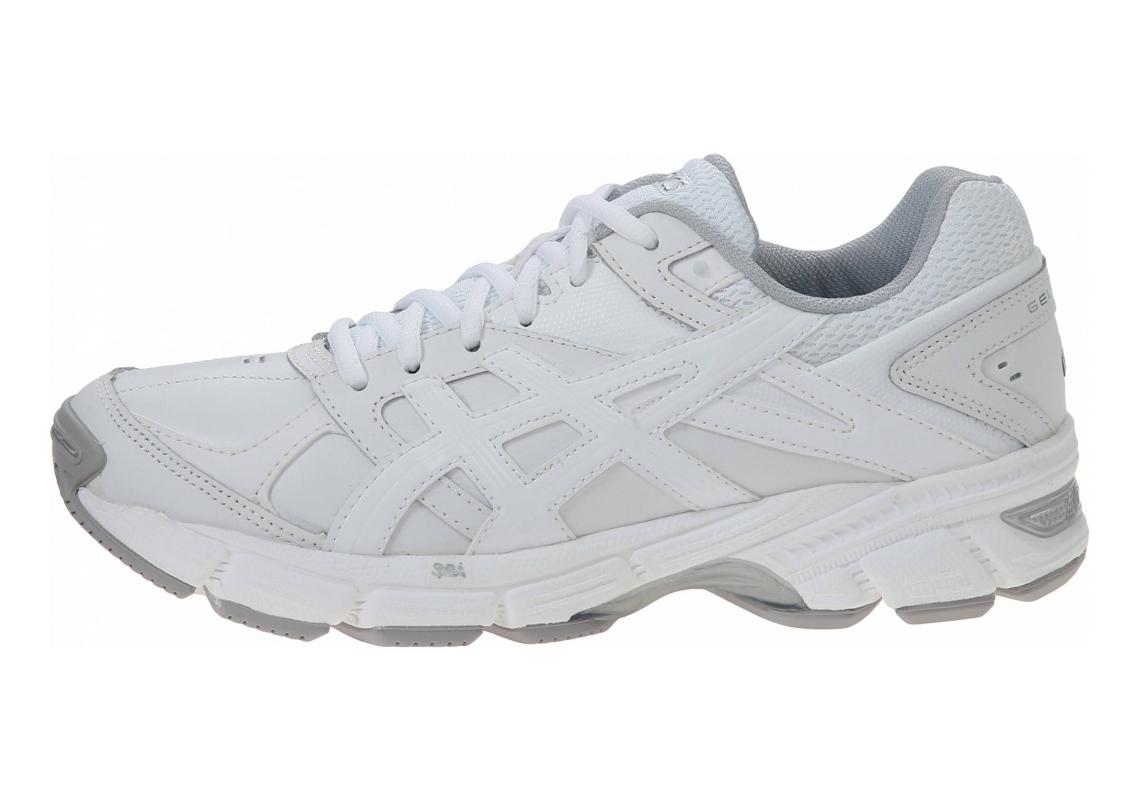 Asics Gel 190 TR White/White/Silver