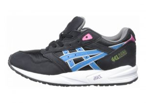 Asics Gel Saga Black/Blue Aster