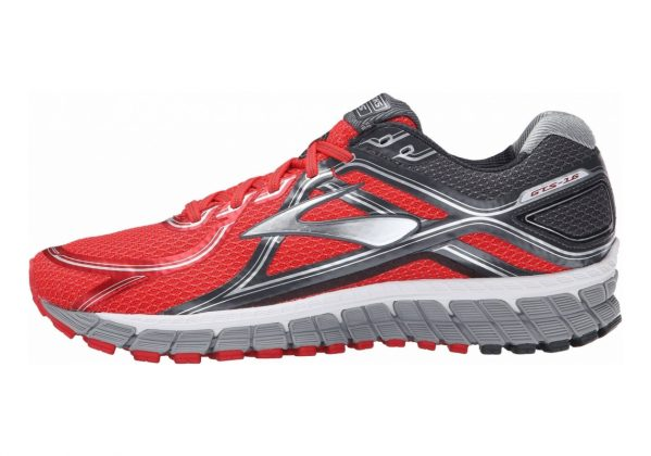 Brooks Adrenaline GTS 16 Red