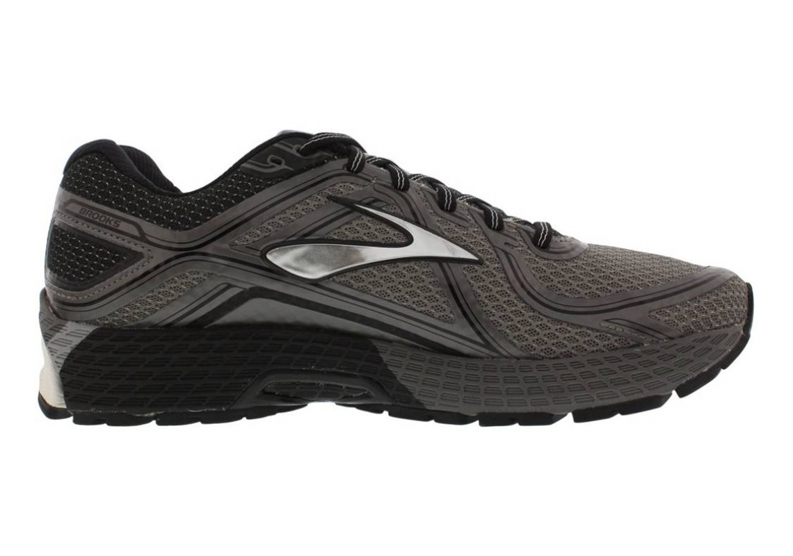 Brooks Adrenaline GTS 16 (043) INJ Charcoal/black/silver