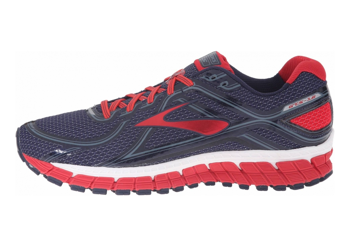 Brooks Adrenaline GTS 16 Purple