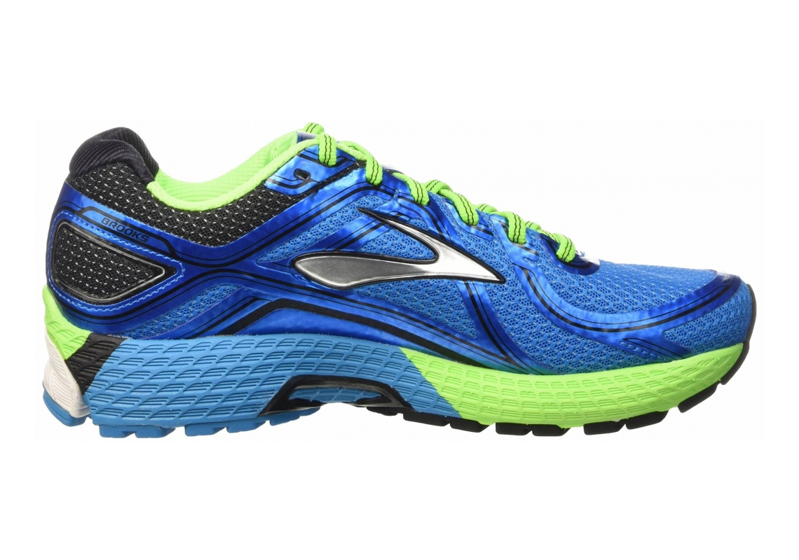 Brooks Adrenaline GTS 16 VERDE