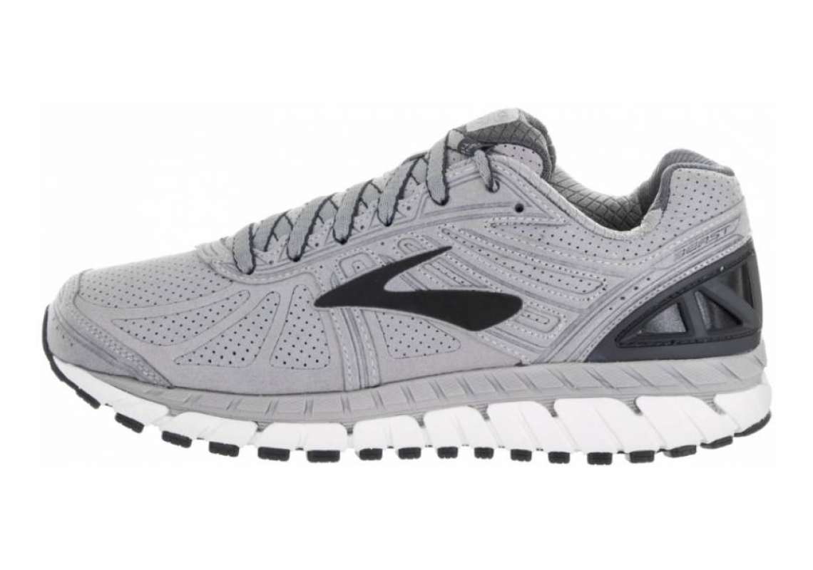 Brooks Beast 16 LE Grey