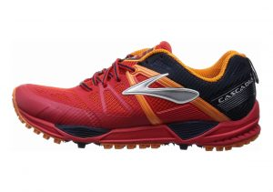 Brooks Cascadia 10 Red