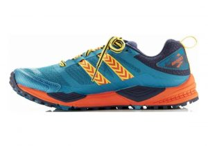 Brooks Cascadia 12 Blue / Orange / Yellow