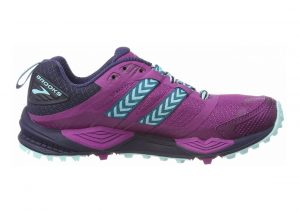 Brooks Cascadia 12 Multicolor (Plumnavyice Blue)