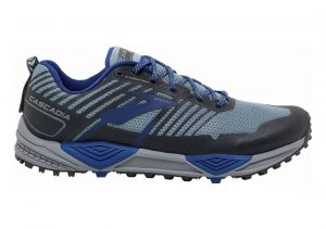 Brooks Cascadia 13 Grey/Blue/Ebony