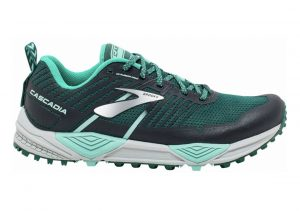 Brooks Cascadia 13 Teal/Aqua/Grey