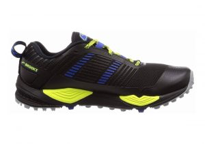 Brooks Cascadia 13 Black / Nightlife / Blue