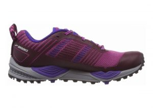 Brooks Cascadia 13 Purple