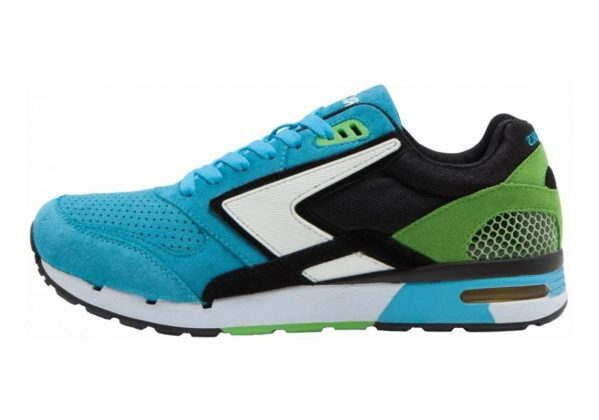 Brooks Fusion Blue/Black