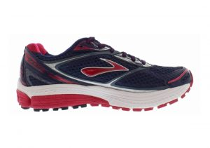 Brooks Ghost 7 Medieval Blue/Bright Pink/Pomegranate