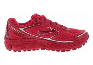 Brooks Ghost 7 Virtual Pink/Paradise Pink/Silver