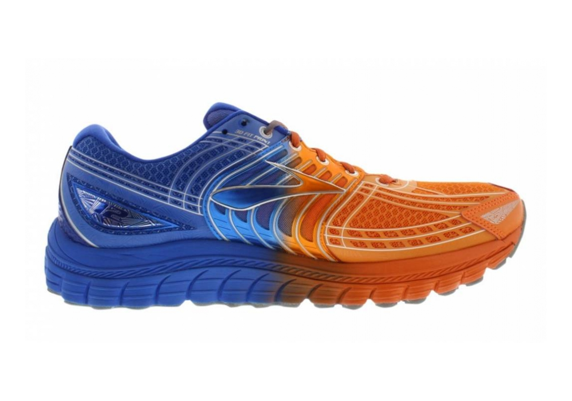 Brooks Glycerin 12 Exhuberance/Electric/Silver/White
