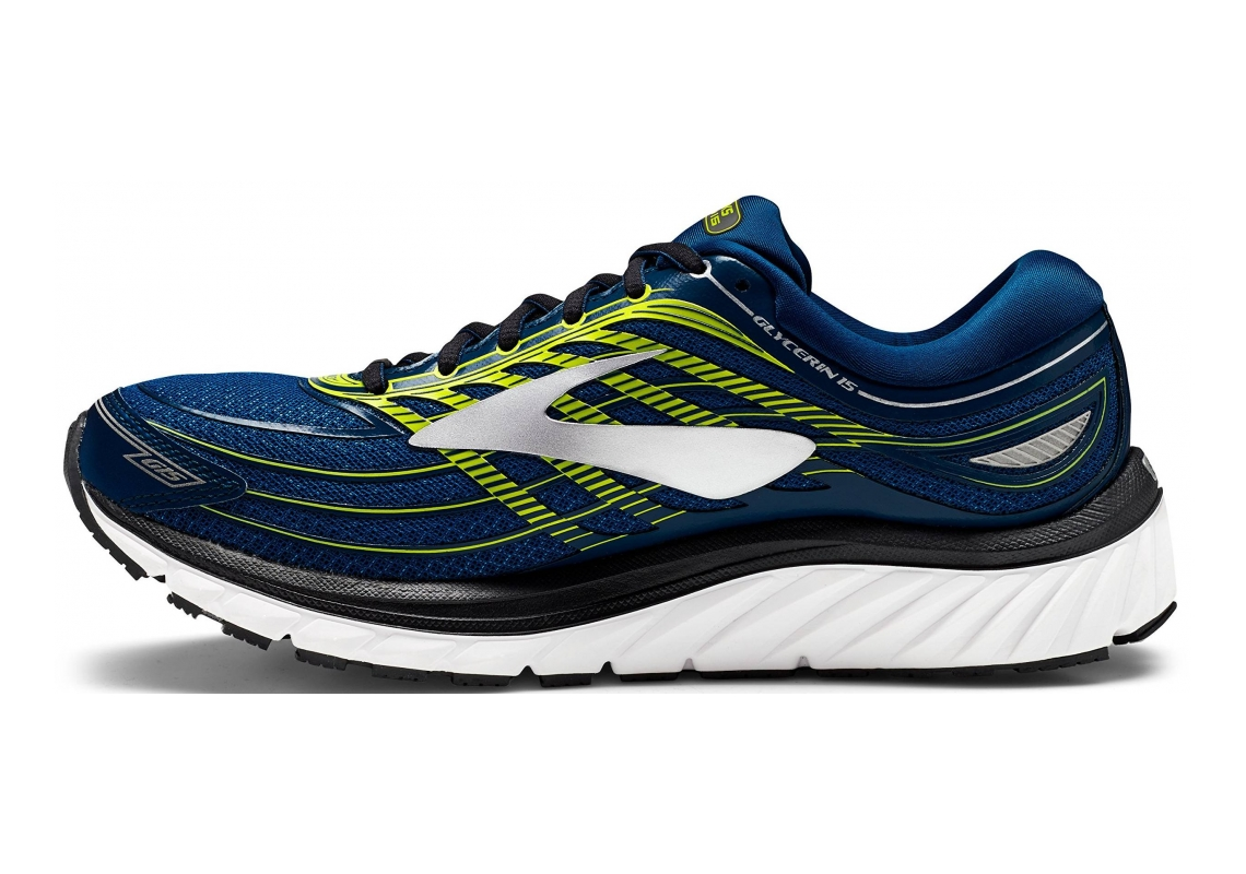 Brooks Glycerin 15 Blue/Yellow