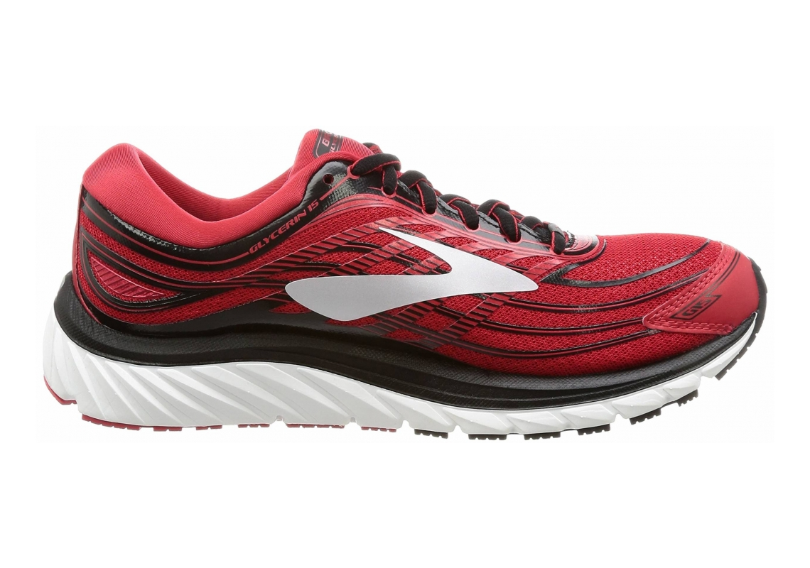 Brooks Glycerin 15 Red