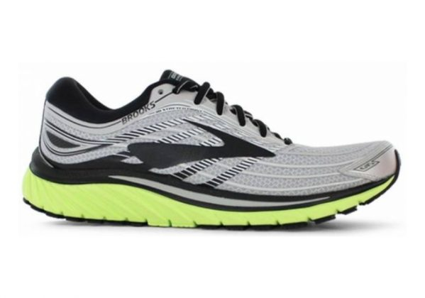Brooks Glycerin 15 Silver/Black/Nightlife