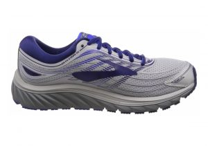 Brooks Glycerin 15 Silver/Navy/Blue