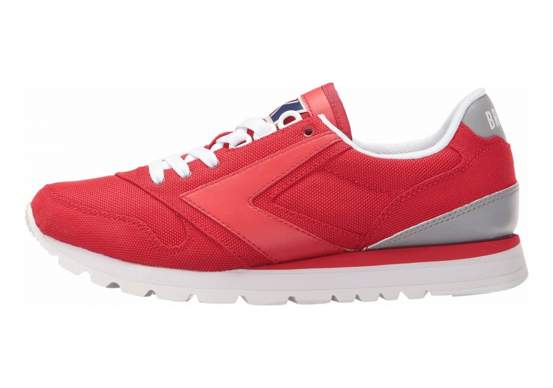 Brooks Chariot Heritage Red