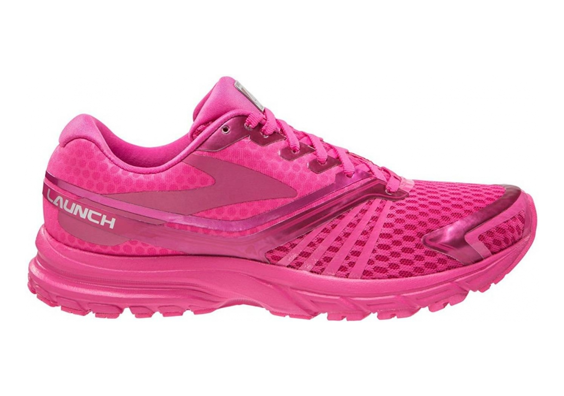Brooks Launch 2 Pink