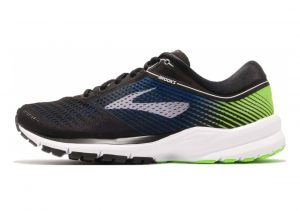 Brooks Launch 5 Black/Blue/Green