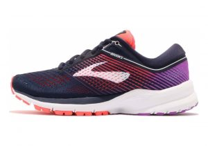 Brooks Launch 5 Multicolore (Navy/Coral/Purple 460)