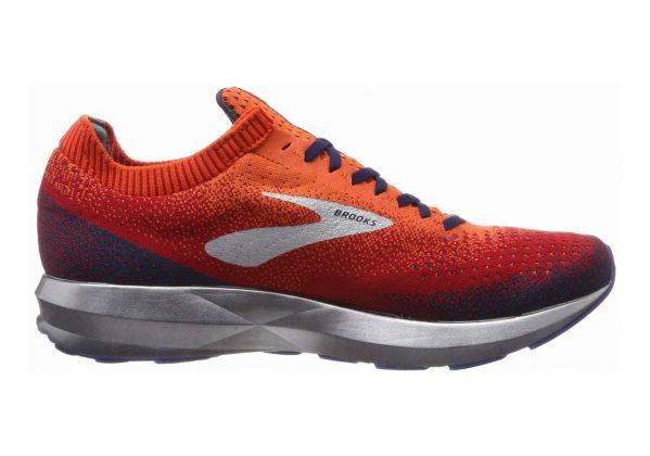 Brooks Levitate 2 Orange / Red / Navy