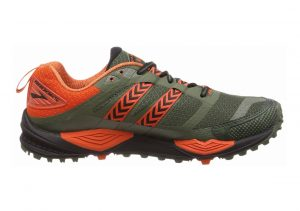 Brooks Cascadia 12 Green/Orange/Black