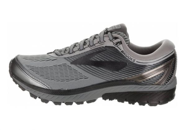 Brooks Ghost 10 Primer Grey/Metallic Charcoal/Ebony