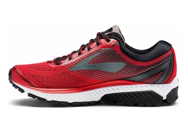 Brooks Ghost 10 Red