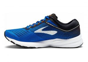 Brooks Launch 5 Blue/Black/Orange