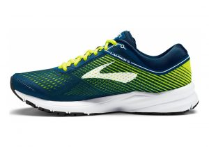 Brooks Launch 5 Blue/Nightlife/White