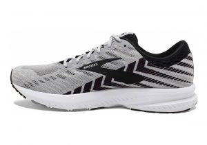 Brooks Launch 6 Alloy/Black/Grey