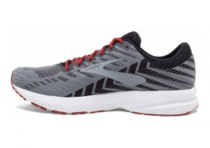Brooks Launch 6 Ebony/Black/Cherry