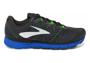 Brooks Neuro 2 Anthracite/Electric Brooks Blue/Green Gecko