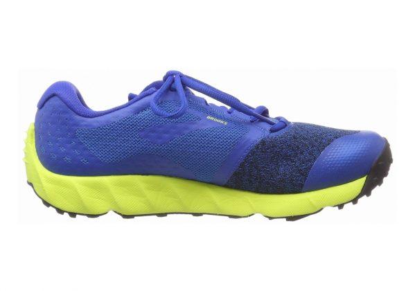 Brooks PureGrit 7 Blue / Lime / Black