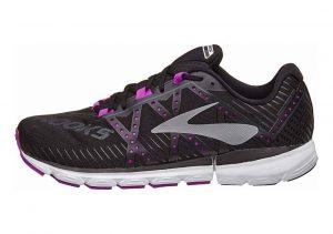Brooks Neuro 2 Black/Purple Cactus Flower/White