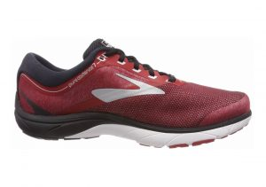 Brooks PureCadence 7 Red (Red/Black/Silver 1d673)