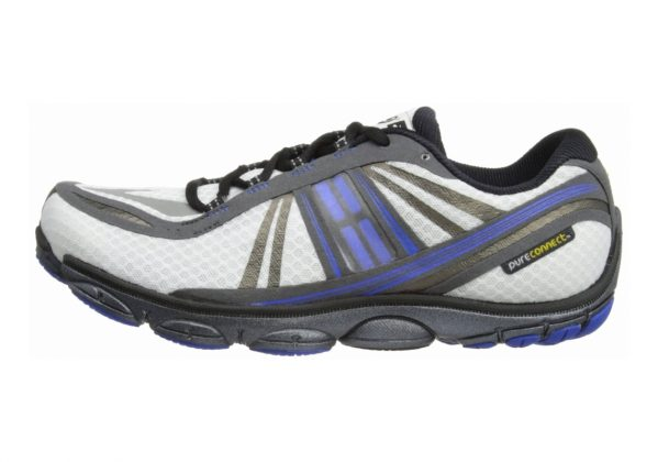 Brooks PureConnect 3 White/Electric/Anthracite