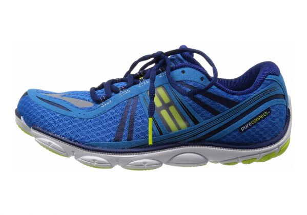 Brooks PureConnect 3 (396) Blue/Yellow/Silver