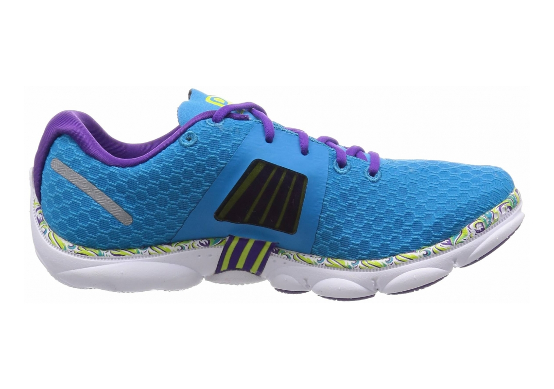 Brooks PureConnect 4 Atomic Blue/Lime Punch/Purple
